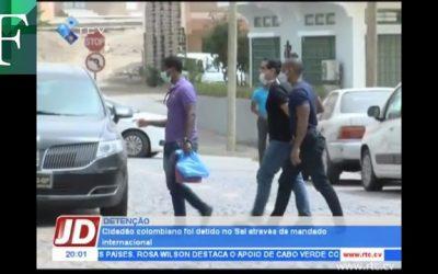 Trasladaron a Alex Saab a cárcel para narcotraficantes de Cabo Verde