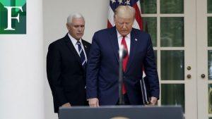 Trump espera vacuna de COVID-19 antes de las elecciones
