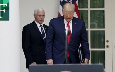 Trump ordenó a la Guardia Nacional retirarse de Washington