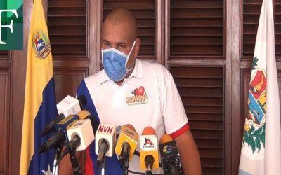 Confirman aislamiento del alcalde de Cumaná por posible contagio de COVID-19
