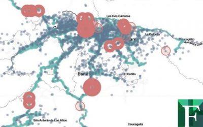 Estudio reveló la existencia de antenas en Caracas para espiar llamadas telefónicas