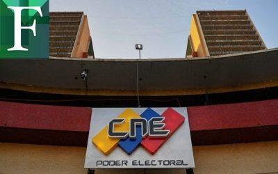 Oposición rechaza designación exprés del CNE y señala que no reconocerá farsa electoral