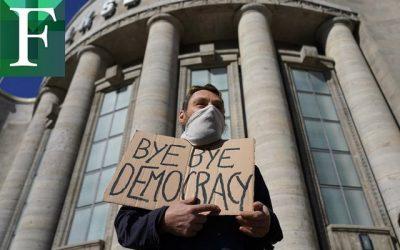 Los cambios de la democracia mundial tras la COVID-19