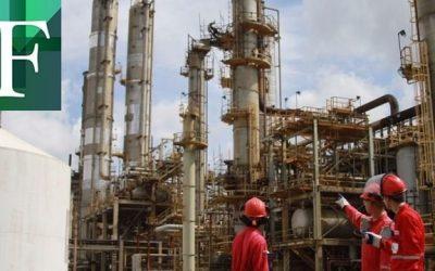 El Palito supuestamente reinició producción de gasolina a 23,5% de su capacidad