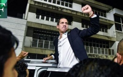 Guaidó: En 24 horas usurpadores del CNE consiguieron rechazo internacional