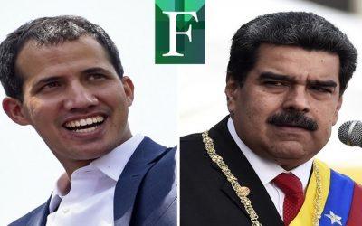 Guaidó y régimen firman acuerdo para atender la crisis de coronavirus en el país