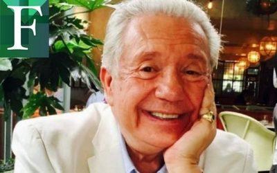 Murió este martes Guillermo «fantástico» González