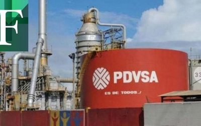 Exportaciones de Pdvsa han caído 28% este mes