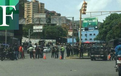 Múltiple tiroteo sacudió la Cota 905 de Caracas