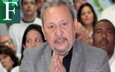 Falleció diputado Hernán Alemán por Covid 19