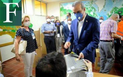 Luis Abinader es el nuevo presidente de República Dominicana