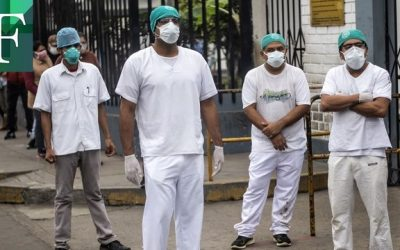 Maduro anunció una semana de cuarentena radical a partir de este lunes