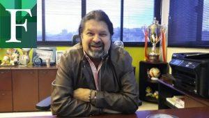 Presidente de la Federación Venezolana de Fútbol fue detenido