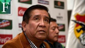 Falleció el presidente de la Federación Boliviana de Fútbol por coronavirus