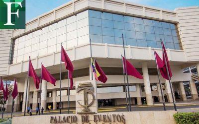 Palacio de Eventos se convirtió en centro de aislamiento de casos sospechosos en el Zulia