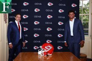 El astronómico salario que recibirá un deportista de la NFL