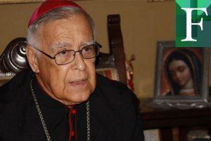 Monseñor Lückert: Maduro aparece en televisión y dice lo que se le ocurre