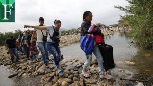 Ceofanb pide perseguir y delatar a venezolanos que regresan al país