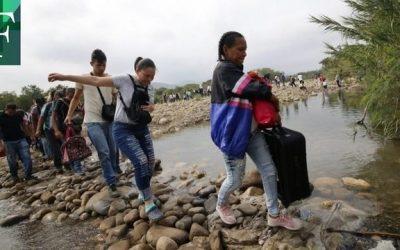 Informe de la OEA: Cierre de fronteras lleva a venezolanos a huir por trochas