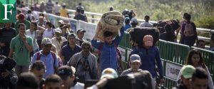 Venezuela, el segundo país con más desplazamiento en el mundo