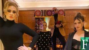 La nueva foto de Adele que impactó a sus fanáticos