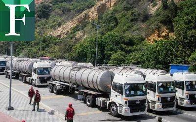 Cisternas que el régimen recibió por petróleo se pagaron con sobreprecio de $ 260 millones