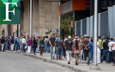 La banca está al borde del colapso tras la inoperatividad por la pandemia