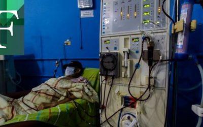 Unidades de diálisis en Bolívar al borde de un paro técnico