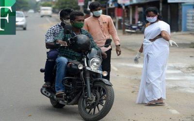 India registró récord mundial con más de 78.000 casos de covid-19 en un día