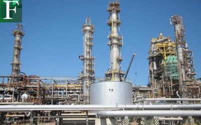 Se paró de nuevo la producción de gasolina en la refinería Cardón