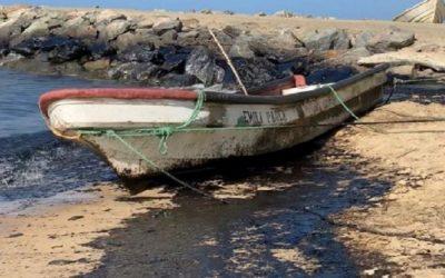 Régimen admitió derrame petrolero en el Parque Nacional Morrocoy