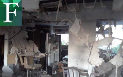 2 Muertos y 7 heridos en explosiones en hogares