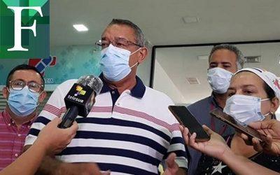 García Carneiro informó que tiene covid-19