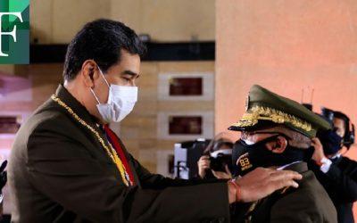 Maduro asciende a Reverol a general en jefe de la Guardia Nacional