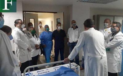 ONU: 212 miembros del personal de salud venezolano tenían coronavirus a mediados de julio
