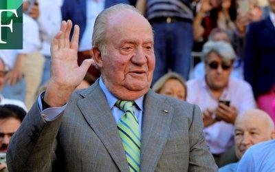 Rey Juan Carlos abandonó España tras escándalo de presunta corrupción