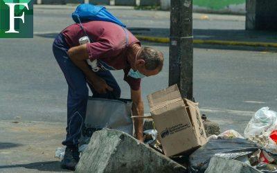 Pandemia acaba con niveles de alimentación en Venezuela