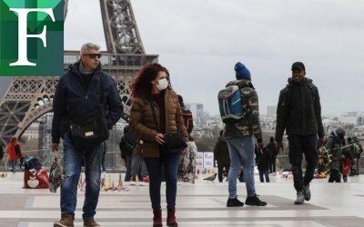 Europa está de nuevo en los niveles de marzo en número de infecciones por covid-19