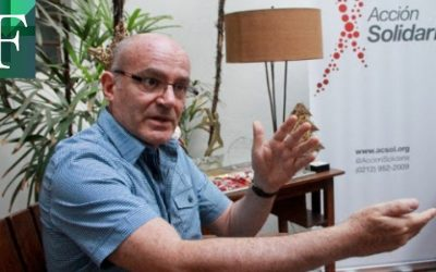 FAES allanó sede de ONG Acción Solidaria