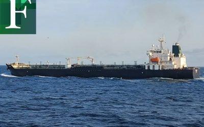 El Forest, primer buque iraní con gasolina, debe llegar a Venezuela el próximo lunes
