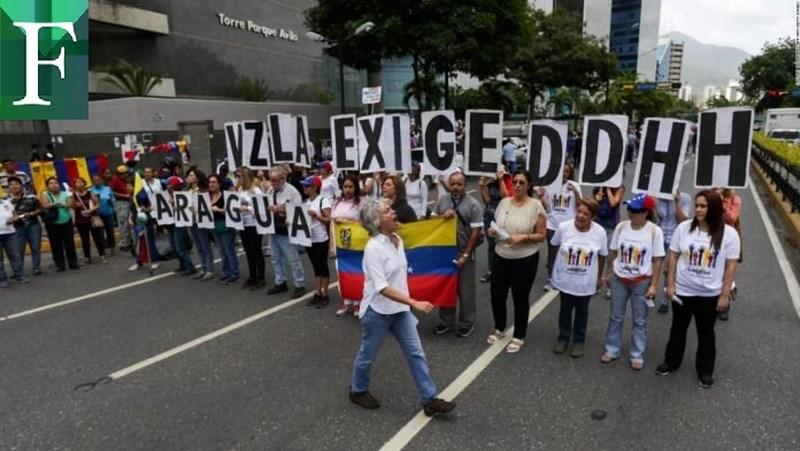 Denuncian 106 ataques a defensores de DD HH durante la pandemia en Venezuela