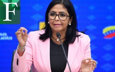 Reestructuración de deuda planteada por Delcy Rodríguez no es viable