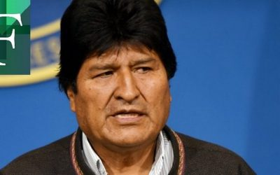 Evo Morales inhabilitado para ser candidato al Senado de Bolivia