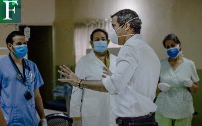 Guaidó: registro en wallet no se detendrá hasta que todos los Héroes de la Salud estén inscritos