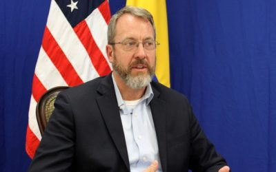 James Story: España debe revisar inversiones de ciertas familias venezolanas en Europa