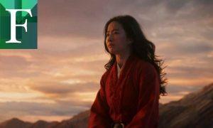 Mulan, una versión más adulta de la guerrera que ha peleado por su estreno