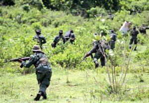 APURE: 19 muertos deja enfrentamiento entre GNB y FARC