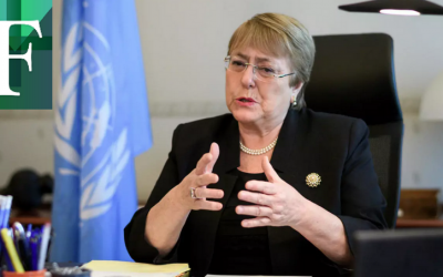 Bachelet: Maduro debe buscar garantías para que los venezolanos participen en los comicios