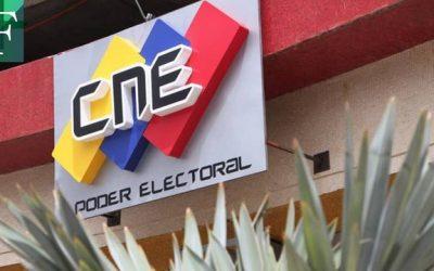 CNE publicó lista de candidatos a la Asamblea Nacional