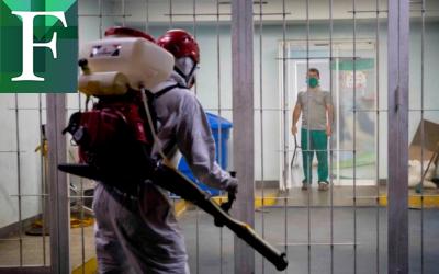 Régimen reportó 8 decesos y 787 contagios por coronavirus